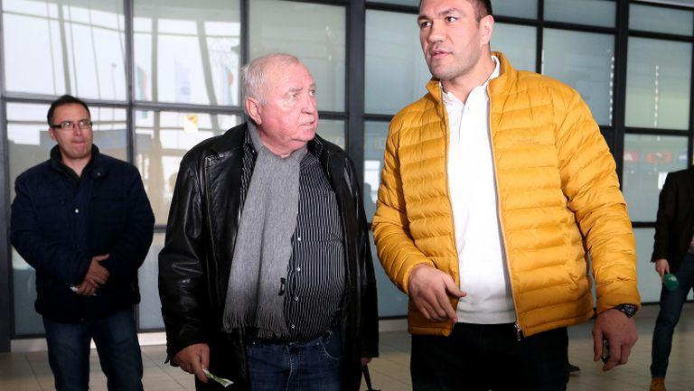 Пулев: Отново предпочитам среща с Кличко, имаме нещо да връщаме