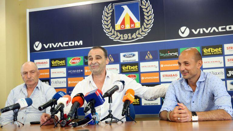 Гочето: Левски ще успее с Андрей и Станислав