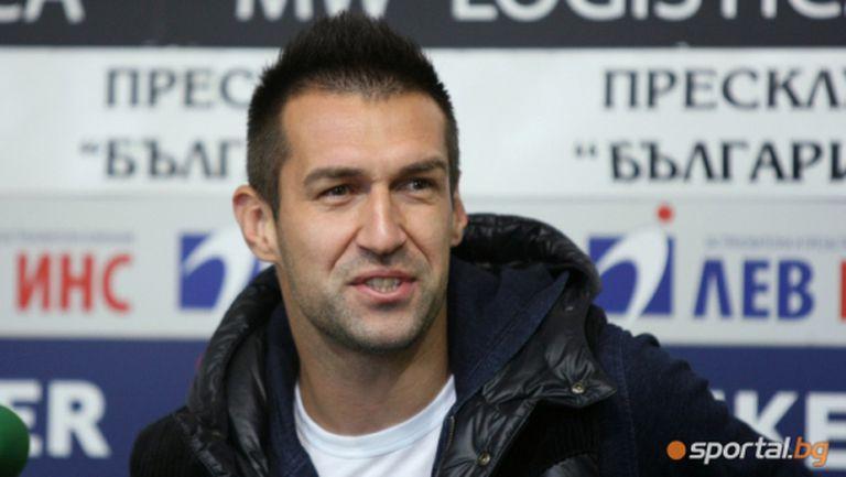 Камбуров: Няма как - щом Тунчев ми е шеф, ще го слушам