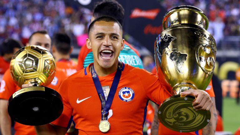 Чили обра наградите на Копа Америка