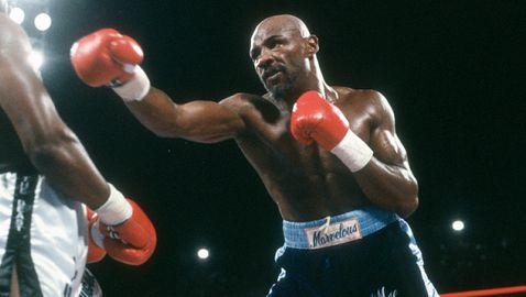 Отиде си легендата на бокса Марвин Хаглър
