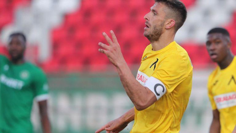 Живко Атанасов: Ние сме Левски, не може да се радваме на победа във Враца (видео)