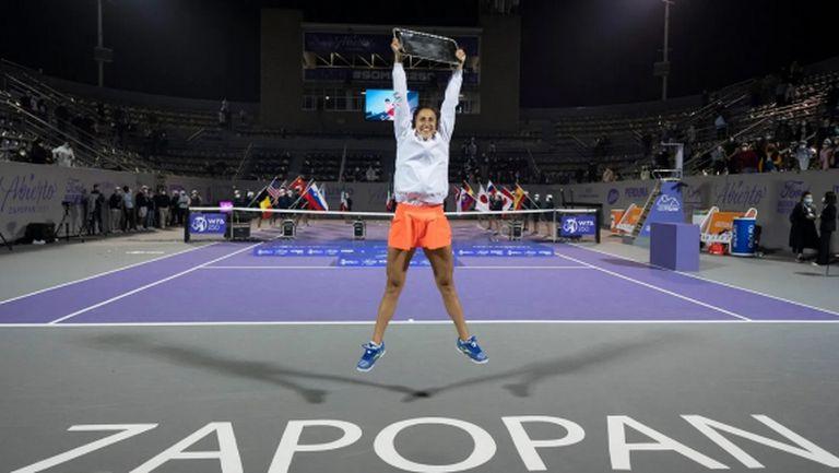 Сара Сорибес Тормо спечели първа титла