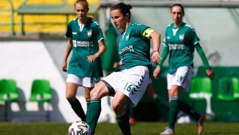 Кристин Качулска: Нивото на женския футбол става все по-добро