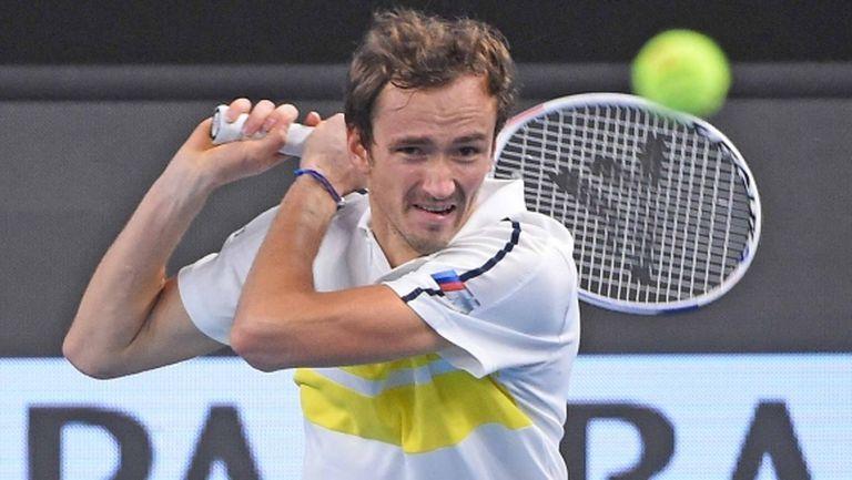 Медведев спечели титлата в Марсилия