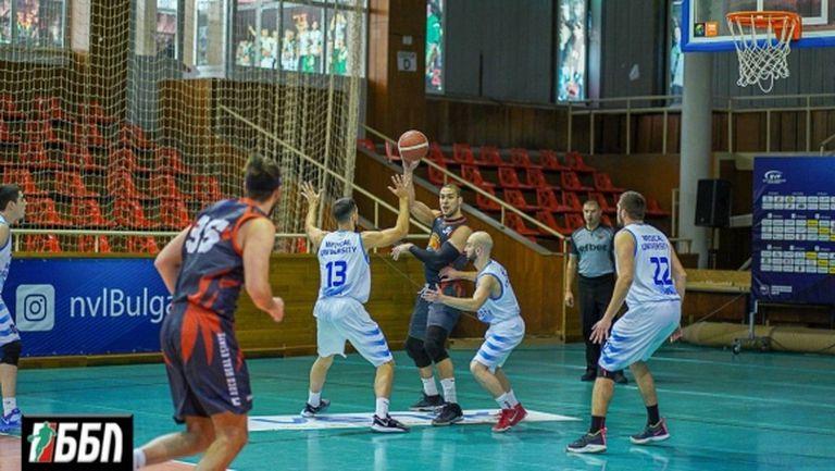 Николай Николов вдъхнови Шоутайм за пореден успех в ББЛ А Група (снимки)