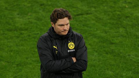 Треньорът на Борусия (Д) бесен: Нали това не трябваше да е дузпа?!