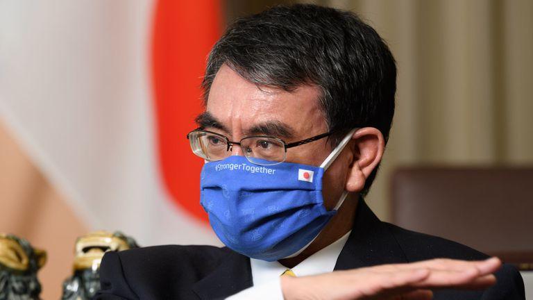 Японски министър предложи олимпиадата да е без зрители