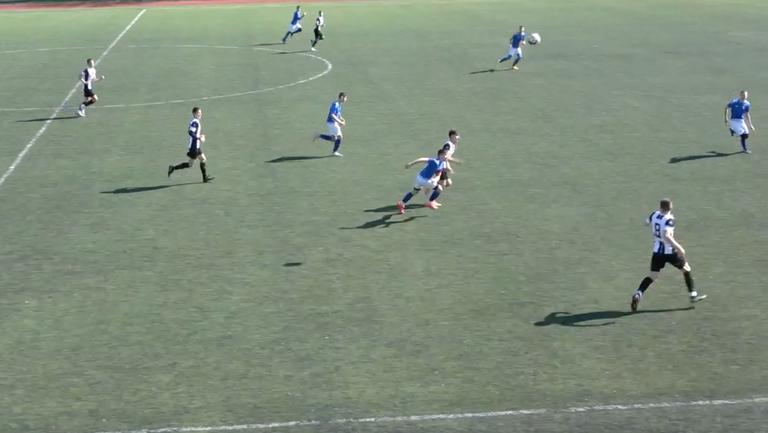 (U15) Спартак (Варна) - Локомотив (Пловдив) 0:2