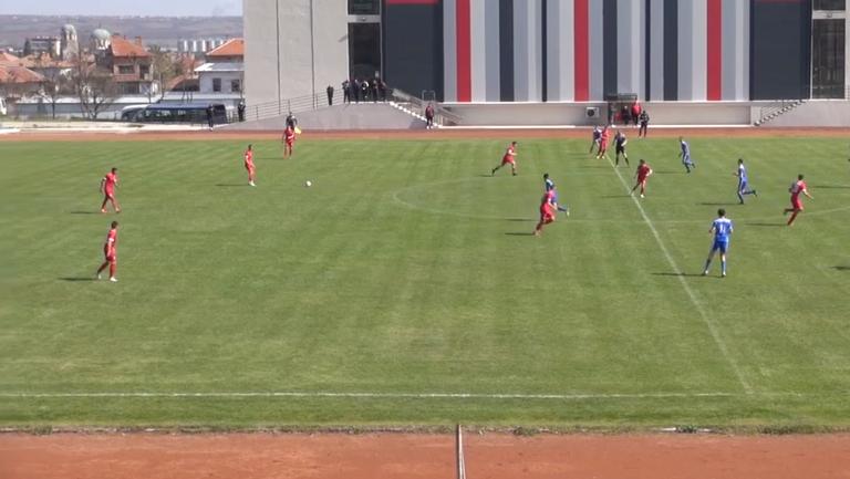 (U15) ОФК Хасково - Черноморец 1:0