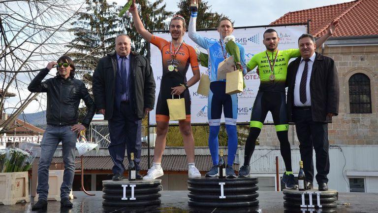 """Борислав Иванов от КК """"Левски"""" първи в генералното класиране на """"Раковски Гран При"""""""