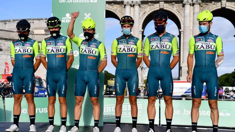 """""""Вини Дзабу"""" се отказа от Джирото заради положителни допинг проби"""