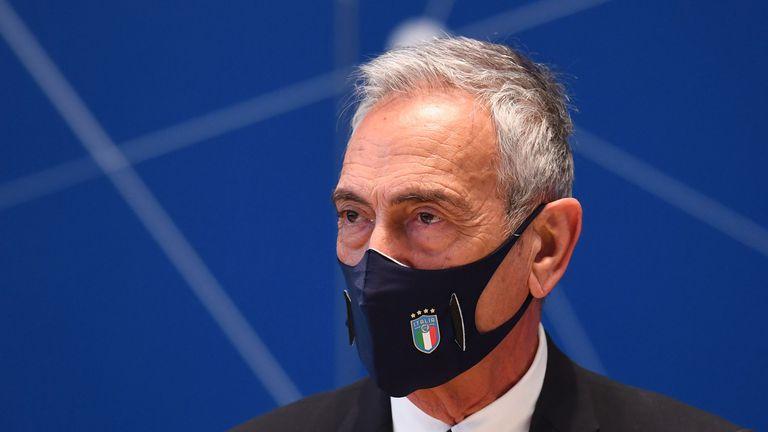 Шефът на Италианската федерация: Уморени сме от войната между УЕФА и Ювентус, Реал и Барса