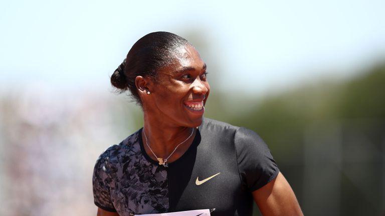 Семеня защити титлата си на 5000 метра, няма да прави опит за класиране за спринта на 200 метра на Игрите в Токио