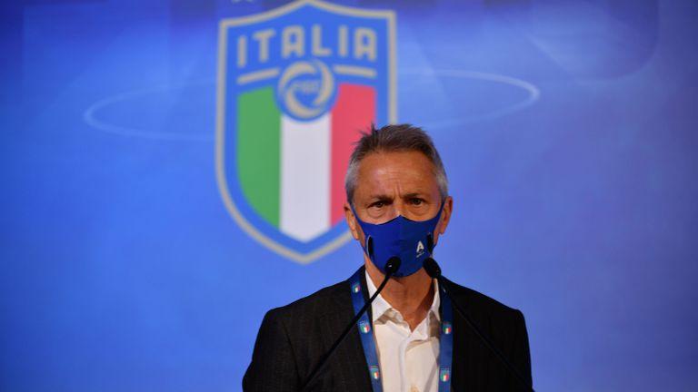 Интер, Юве и още четири клуба поискаха оставката на президента на Лигата в Италия
