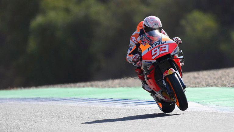Завръщането на Маркес е важно за Honda