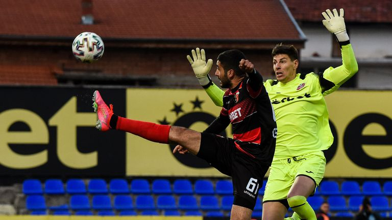 Монтана 0:1 Локомотив (Пловдив)