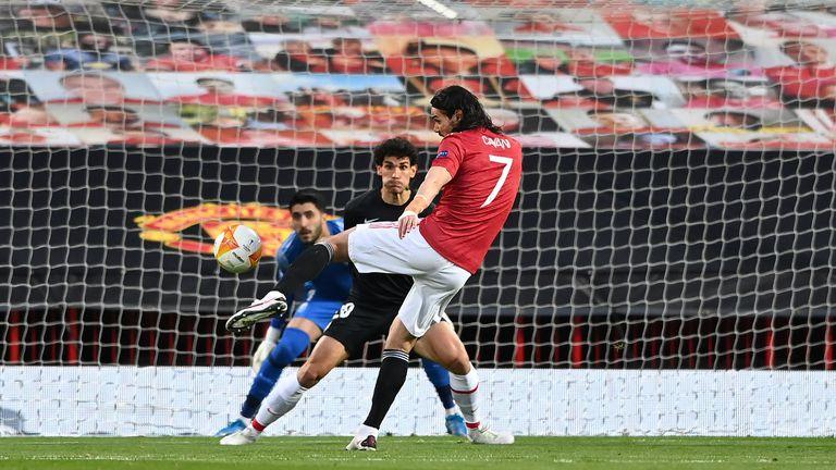 Манчестър Юнайтед нямаше проблеми срещу Гранада и е една стъпка по-близо до финала в Лига Европа (видео)