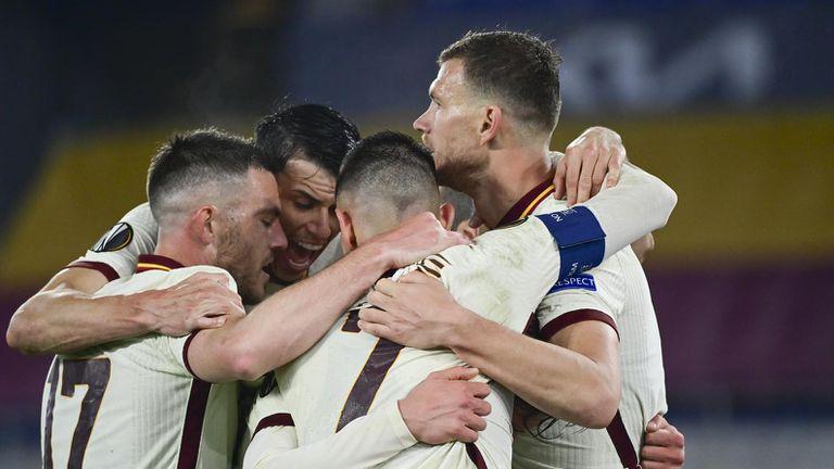 Рома излъга Аякс и в реванша и намери място на 1/2-финала (видео + галерия)