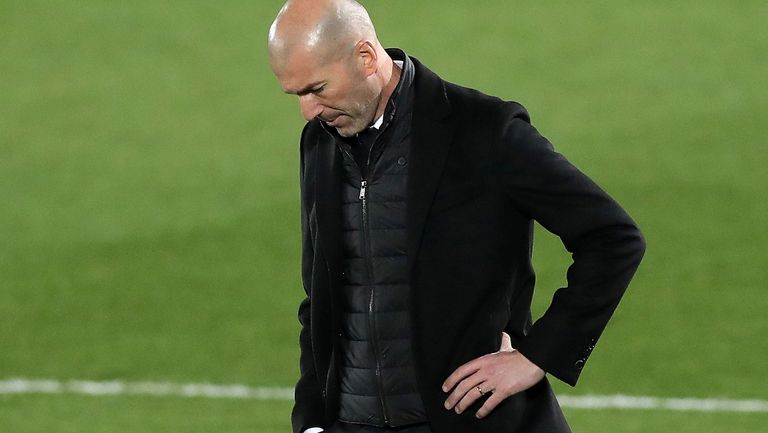 Зидан си тръгва, независимо дали Реал Мадрид ще стане шампион