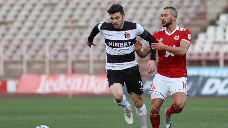 Локо (Пд) и ЦСКА-София се изправят в пряк дуел за второто място