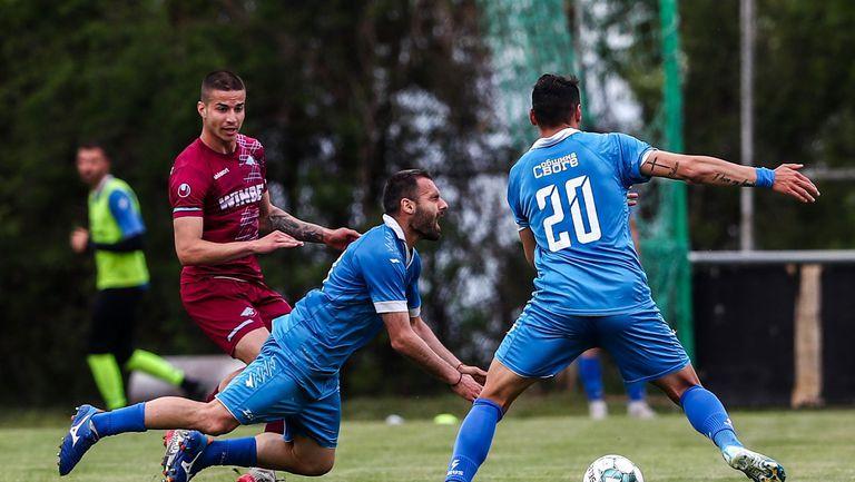Локомотив (ГО) - Спортист (Своге) 0:0