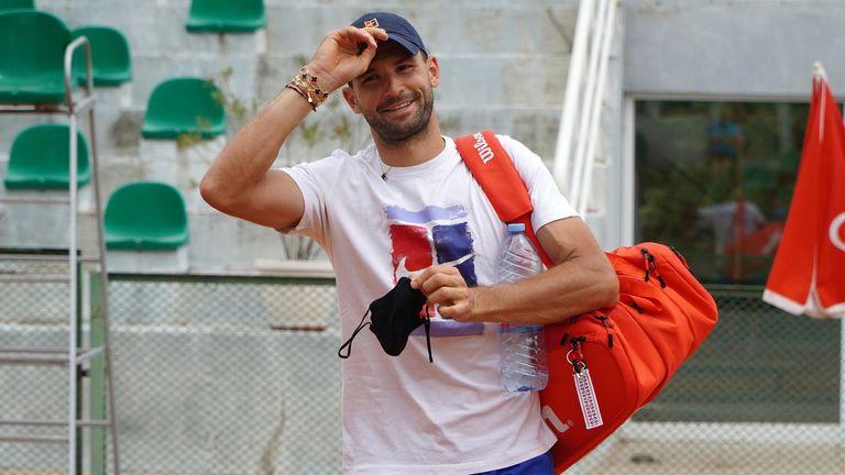 Григор Димитров: Играя добър тенис, но имах малшанс в последните мачове