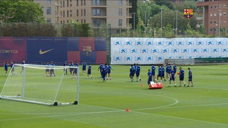 Барселона се надява на чужди грешки