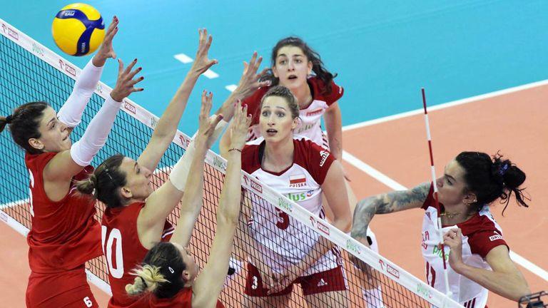 България загуби от Полша в първата контрола