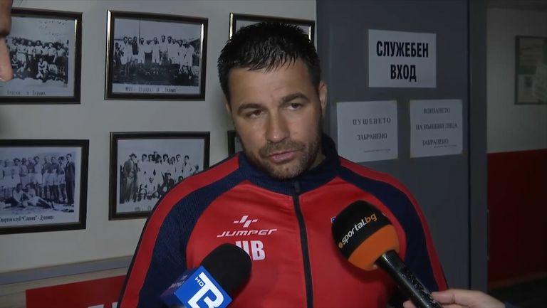 Цветан Видински: Ще е трудно, но надеждите за първото място остават
