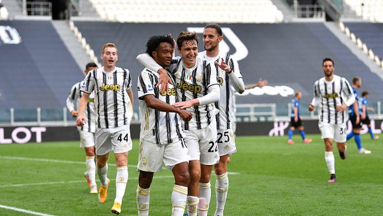 Ювентус измъкна ценен успех с 3:2 срещу Интер в дербито на Италия