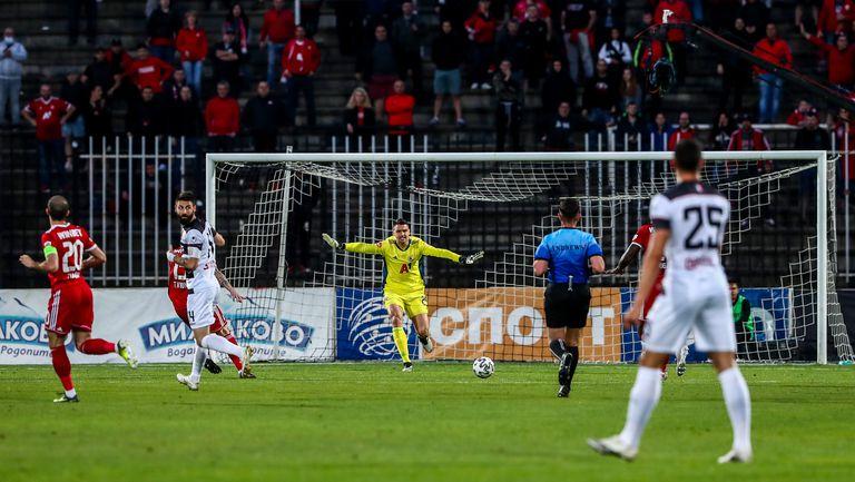 ПП Локо (Пловдив) - ЦСКА-София 0:0