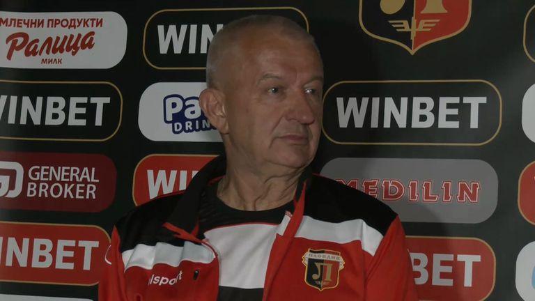 Христо Крушарски: Това е наша запазена марка! Локомотив набра скорост, а спирачките са износени
