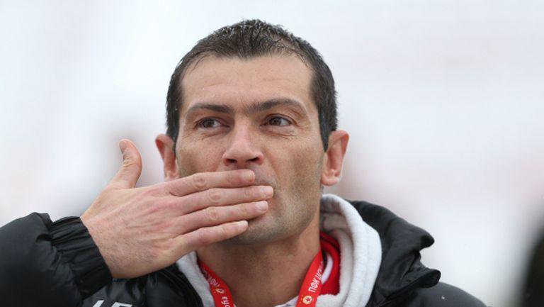 Стоян Колев е шестият играч над 40 години, записал мач в родния елит