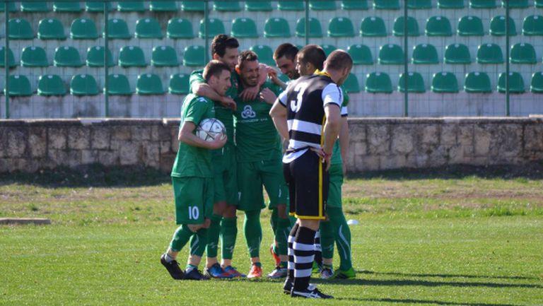 Ботев (Враца) се готви за първа победа във Втора лига
