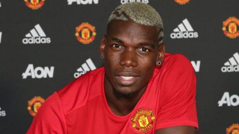 Изненада: Погба е наказан за първия мач на Юнайтед