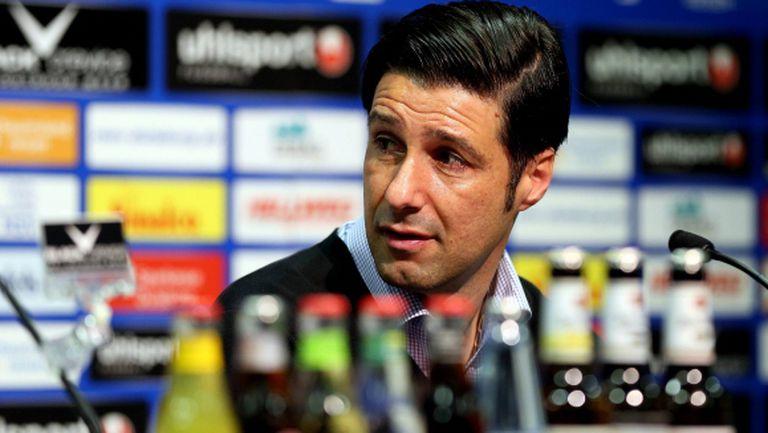 Груев и Дуисбург отново на върха в Трета лига