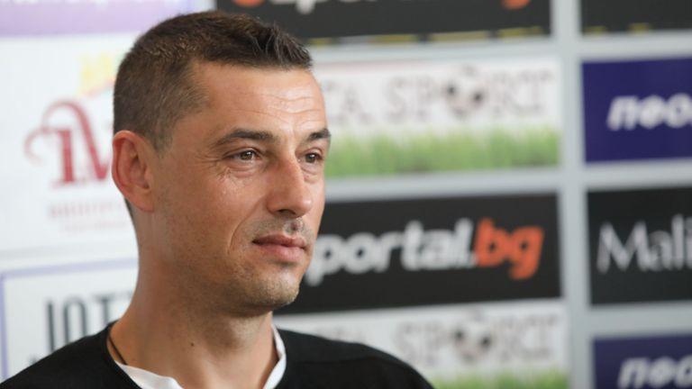 Томаш: Готови сме да се спасим от изпадане, най-сладко ще е да го направим по спортен път