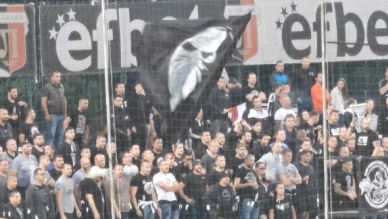 Феновете на Локо (Пд) се надяват на добър резултат срещу Левски