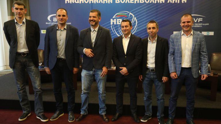 Новият председател на НВЛ Атанас Гаров представи своя екип