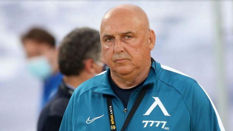 Георги Тодоров: Вратарят на Локомотив ни отказа