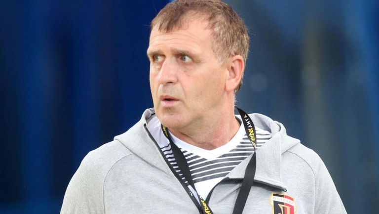 Бруно Акрапович: Искам да спечелим финала