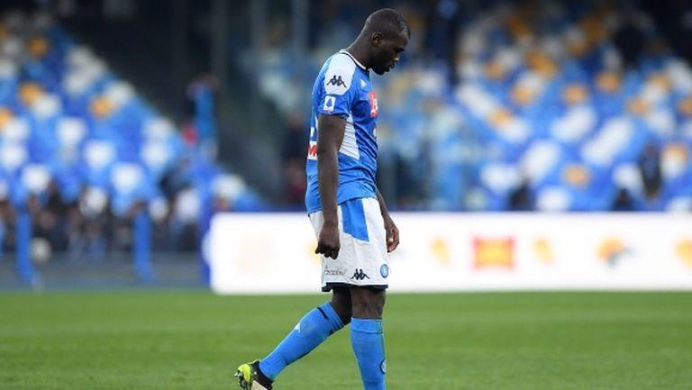 Пари Сен Жермен се отказва от трансфер на Кулибали