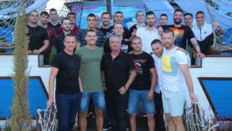 Марица стартира подготовка на 29 юни с нов треньор