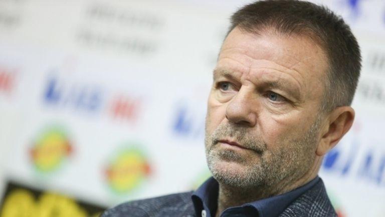Стойчо Младенов получил специална покана от ЦСКА-София за дербито