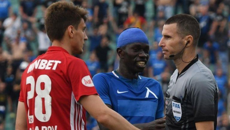Фантастично шоу с шест гола между ЦСКА-София и Левски (видео+галерия)