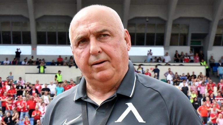 Георги Тодоров: Имахме късмет! Можеше да допуснем още голове