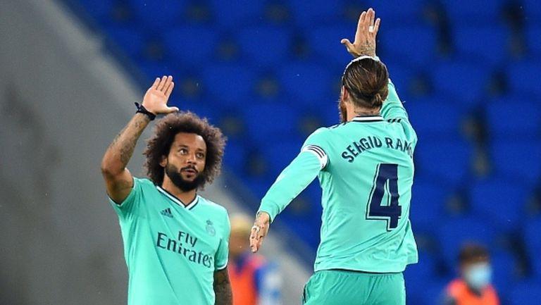 Реал Мадрид стъпи на върха в Ла Лига с важна победа (видео + галерия)