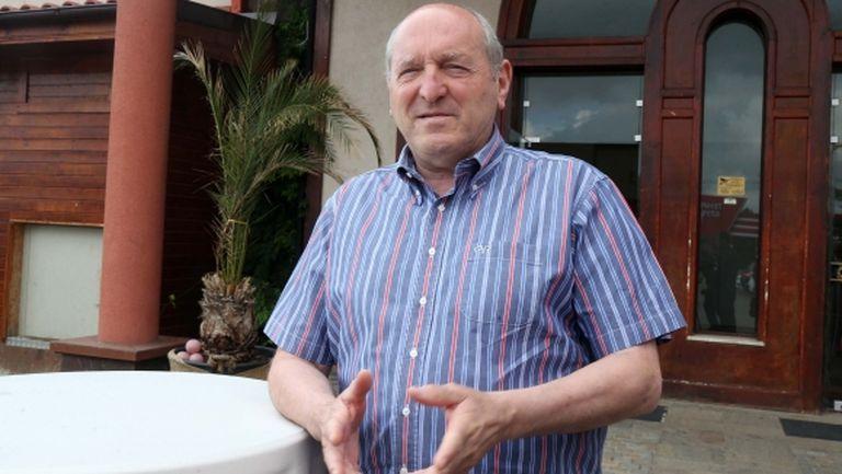 Михаил Касабов: По-скоро няма да остана на поста в БФС (видео)