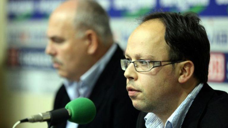 Христо Апостолов стана оперативен директор на Национална волейболна лига